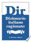 Dizionario italiano ragionato