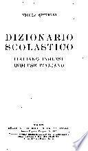 Dizionario scolastico, italiano-inglese, inglese-italiano