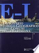 Dizionario storico-geografico dei comuni della Sardegna