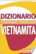 Dizionario vietnamita. Italiano-vietnamita, vietnamita-italiano