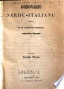 Dizionariu Sardu-Italianu compilau de ---. 2. Ed. (sard.)