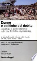 Donne e politiche del debito
