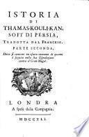 Dove si contiene un esatto racconto di quante è seguito nella sua Espedizione contro il Gran-Mogol