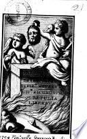 Drammi sacri di Pietro Metastasio