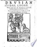 Drusian Dal Leone, Nel Qual Si Tratta Delle battaglie, doppo la morte delli Paladini