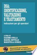 DSA: identificazione, valutazione e trattamento. Indicazioni per gli operatori