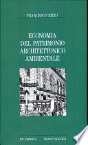 Economia del patrimonio architettonico ambientale