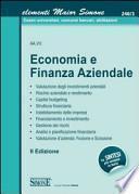 Economia e finanza aziendale