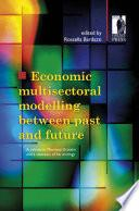 Economic multisectoral modelling between past and future. A tribute to Maurizio Grassini and a selection of his writings