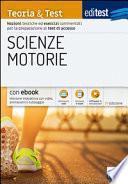 EDITEST. Scienze motorie. Teoria esercizi