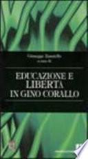 Educazione e libertà in Gino Corallo