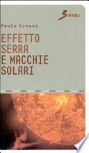Effetto serra e macchie solari