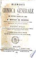 Elementi di chimica generale per gli istituti tecnici ed i licei B. Boutet de Monvel