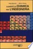 Elementi di chimica per l'ingegneria