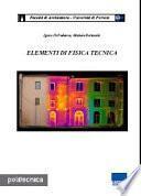 Elementi di fisica tecnica