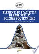 Elementi di statistica di base per le scienze zootecniche