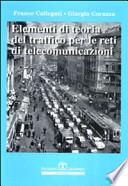 Elementi di teoria del traffico per le reti di telecomunicazioni
