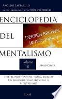 Enciclopedia del Mentalismo - Vol. 6 Hard Cover