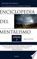 Enciclopedia del Mentalismo - Vol. 7 Hard Cover