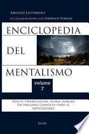 Enciclopedia del Mentalismo - Vol. 7