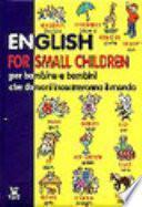 English for small children