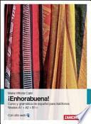 Enhorabuena! Curso y gramática de español para italófonos. Niveles A1-A2-B1+