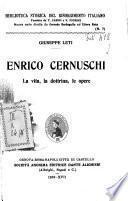Enrico Cernuschi