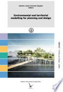 Environmental and territorial modelling for planning and design