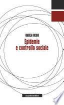 Epidemie e controllo sociale
