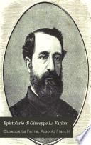 Epistolario di Giuseppe La Farina