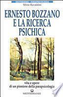 Ernesto Bozzano e la ricerca psichica