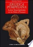 Erotica pompeiana