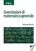 Esercitazioni di matematica generale