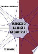 Esercizi di Analisi e Geometria 1
