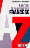 Esercizi di grammatica francese