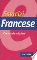 Esercizi Francese
