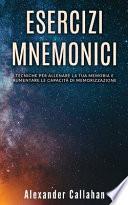 Esercizi Mnemonici