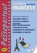 Eserciziario per i test di Francese