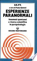 Esperienze Paranormali