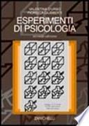 Esperimenti di psicologia