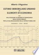 Estimo immobiliare urbano ed Elementi di Economia