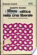 Etica e politica nella crisi liberale
