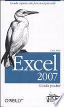 Excel 2007. Guida pocket