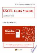 Excel. Livello avanzato. Analisi dei dati