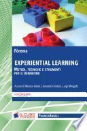 Experiential learning. Metodi, tecniche e strumenti per il debriefing