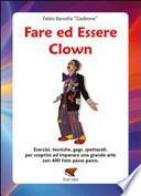 Fare ed essere clown