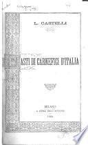 Fasti di carnefici d'Italia