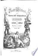 Fasti militari della Guerra dell'Indipendenza d'Italia dal 1848 al 1862