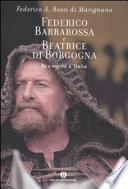 Federico Barbarossa e Beatrice di Borgogna