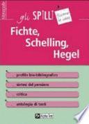 Fichte, Schelling, Hegel